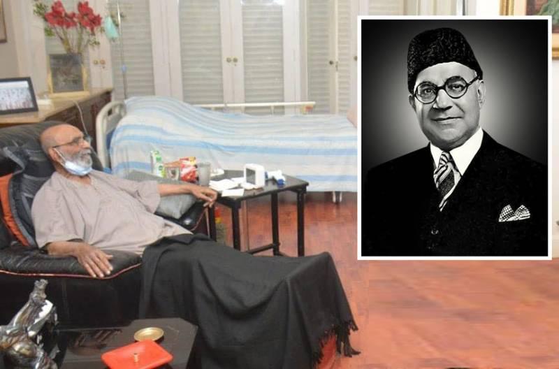 Sindh govt to bear medical expenses of Liaquat Ali Khan's ailing son