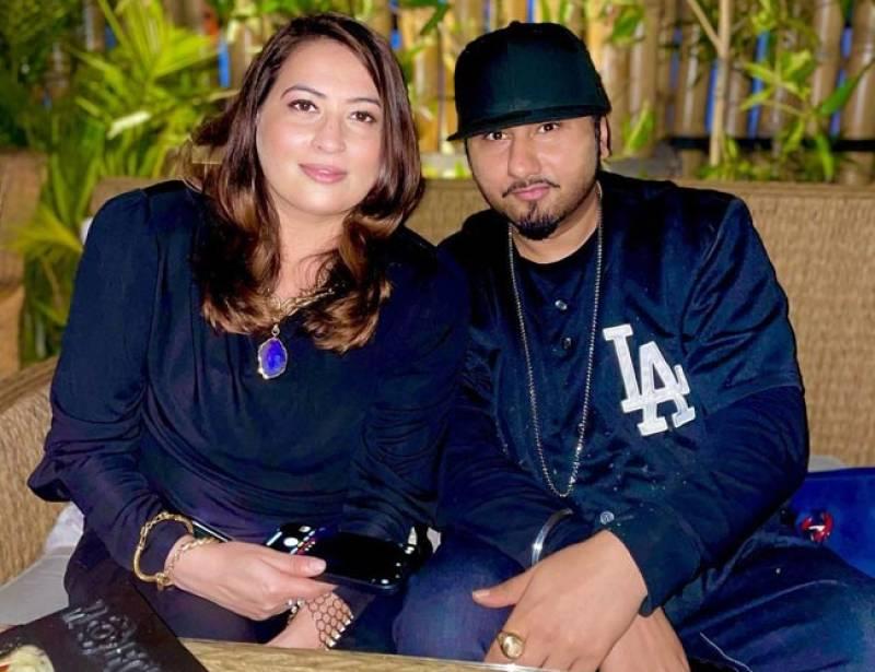 Wife accuses Yo Yo Honey Singh of domestic violence