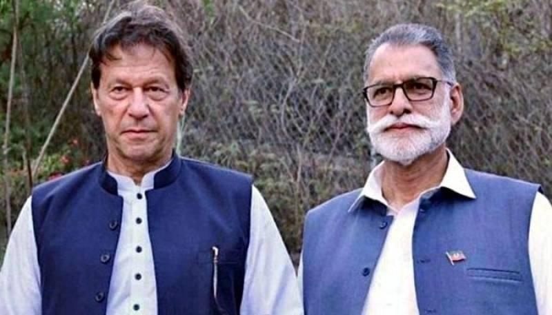 Abdul Qayyum Niazi: Who is the new PM of Azad Jammu & Kashmir?