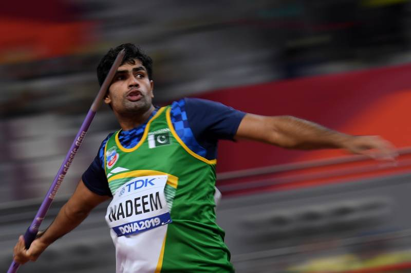 Tokyo Olympics: Pakistan's javelin thrower Arshad Nadeem makes history as he qualifies for final