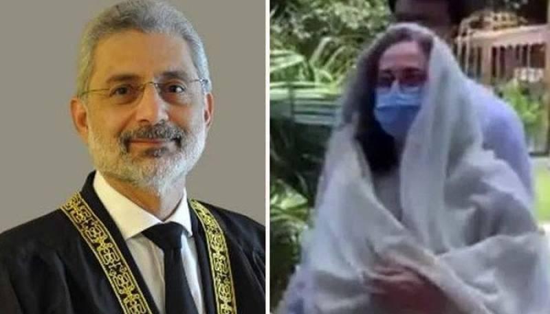 Justice Qazi Faez Isa, wife recover from coronavirus