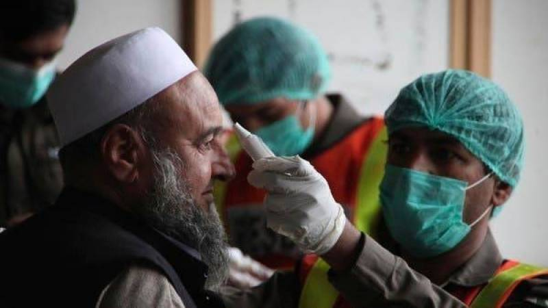 Pakistan reports highest daily COVID cases in 3 months as positivity rate soars to 9pc