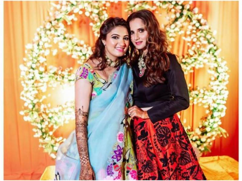 Sania Mirza and sister Anum impress fans with stunning dance moves