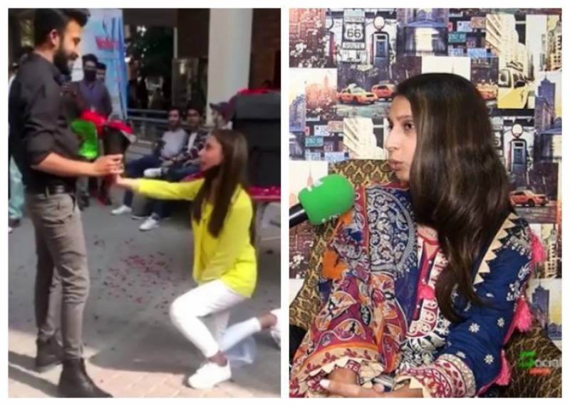 Girl from viral university proposal video makes explosive revelations