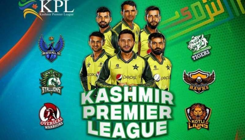 Khelo Azadi Say – Kashmir Premier League starts today