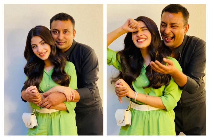 Kinza Hashmi and Babar Zaheer trolled over latest photos