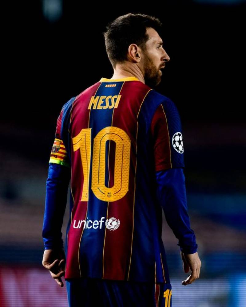 Lionel Messi quits FC Barcelona after 20 years