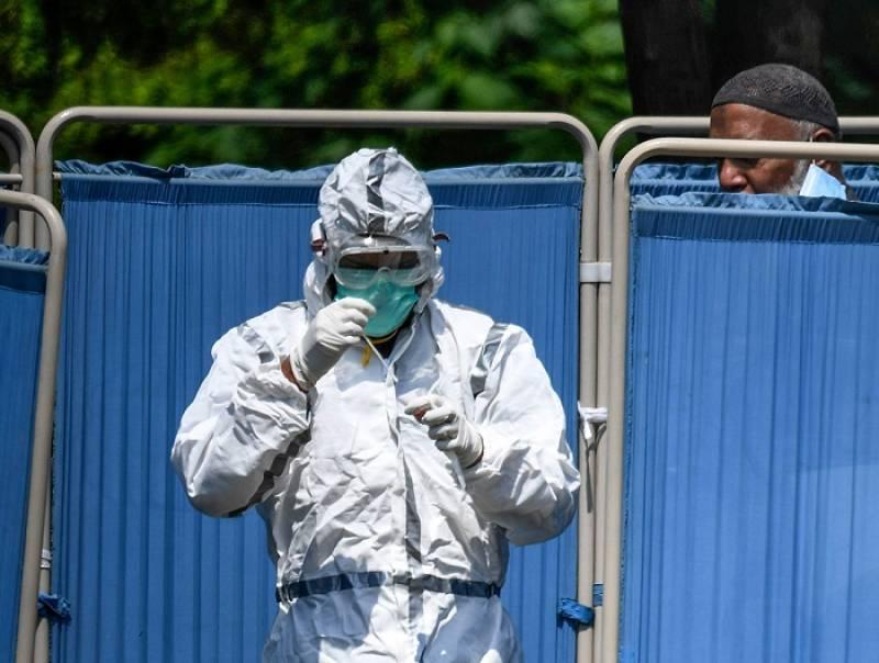 Pakistan reports 4,745 new coronavirus cases, 67 deaths in 24 hours