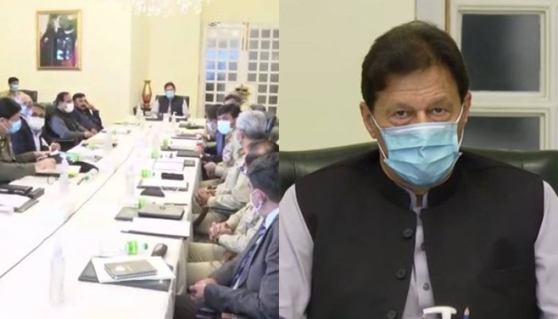 PM Imran praises armed forces for meeting challenges
