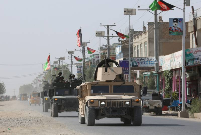 Ninth provincial capital falls to Taliban as blitz takes Afghan forces by surprise