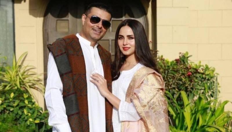 Nimra Khan's ex-husband Raja Azam confirms divorce
