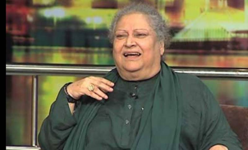 Senior Pakistani actor Durdana Butt passes away after losing battle with Covid-19