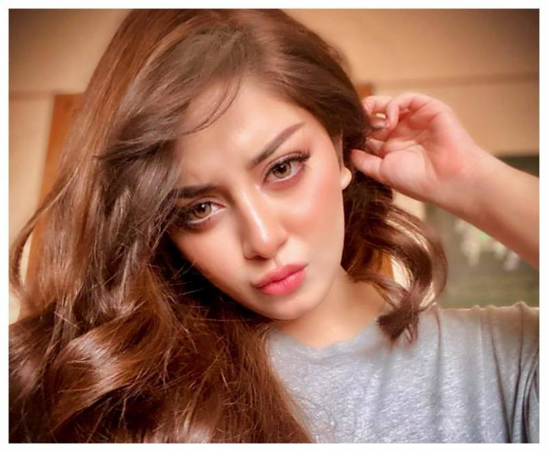 Alizeh Shah shares her ultra glam look in latest video