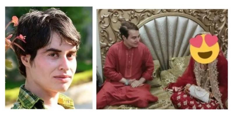 It's official! Nasir Khan Jan is now married