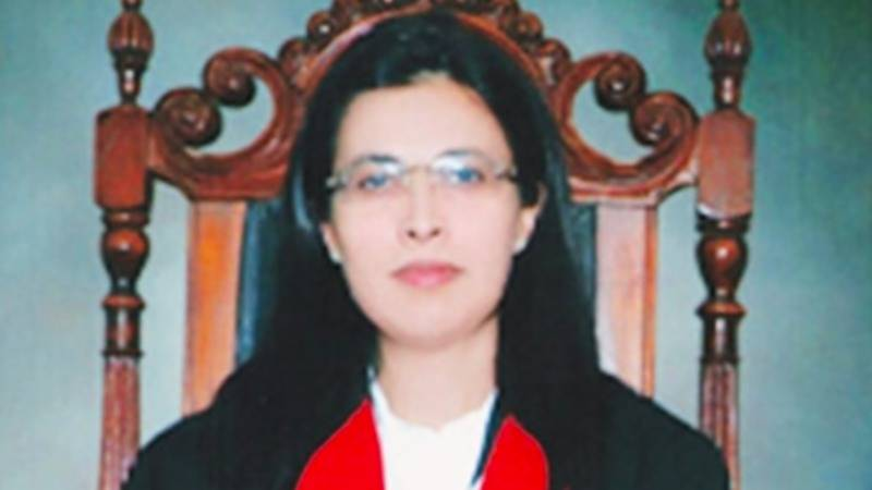 Pakistan appoints first woman judge to Supreme Court