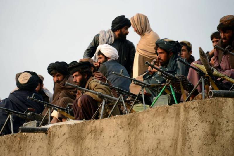 Taliban take over major cities amid heavy fighting in Afghanistan
