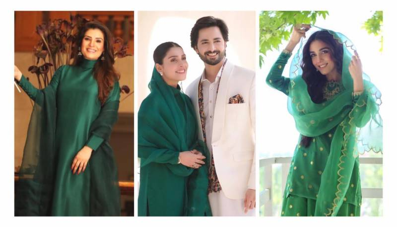 Here's how Pakistani stars are celebrating Independence Day