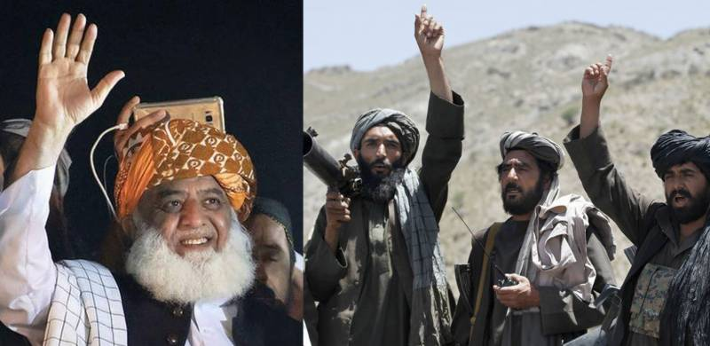 Fazl congratulates Taliban for 'victory' in Afghanistan