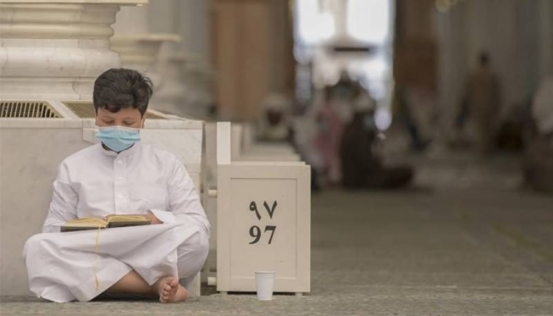 Masjid-e-Nabawi open doors for children after COVID-19 ban lifted