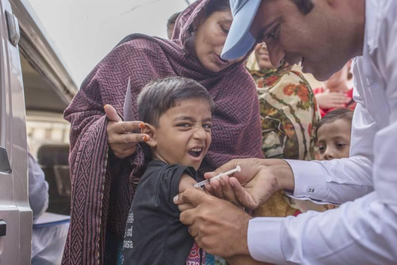 Health dept. proposes vaccinating children in Punjab against Covid-19