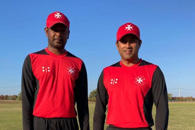 Malta pair scripts highest partnership in T20 cricket