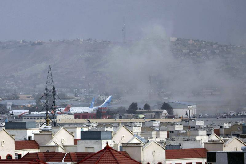 13 US soldiers killed, 18 wounded in Kabul airport attack