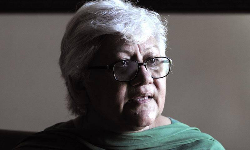 Prominent activist Rubina Saigol dies of coronavirus in Lahore