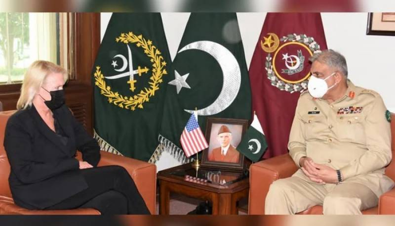 Pak Army chief tells US official no favourites in Afghanistan