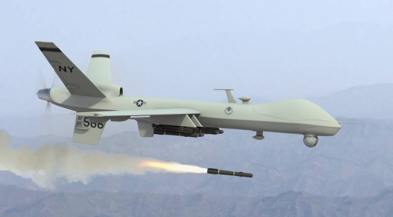 US drone strike kills against IS 'mastermind' of Kabul airport bombing