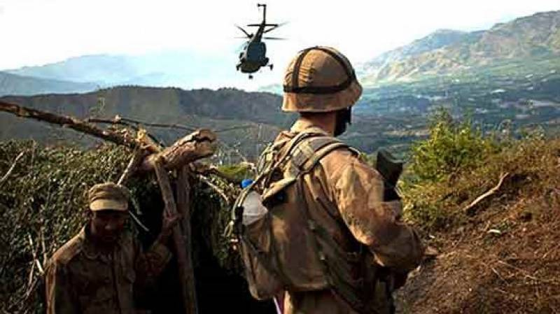 Two terrorists killed as Pak Army responds to fire on Bajaur security post: ISPR