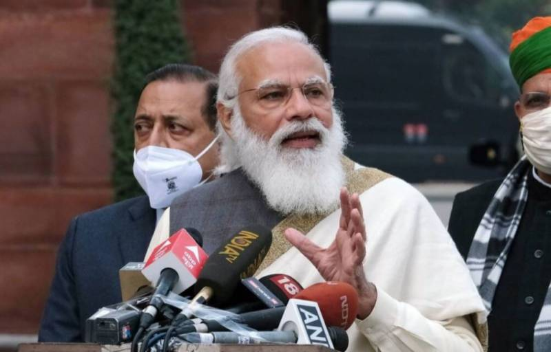 India falls 26 places in democracy rankings as Modi strives for a Hindu state