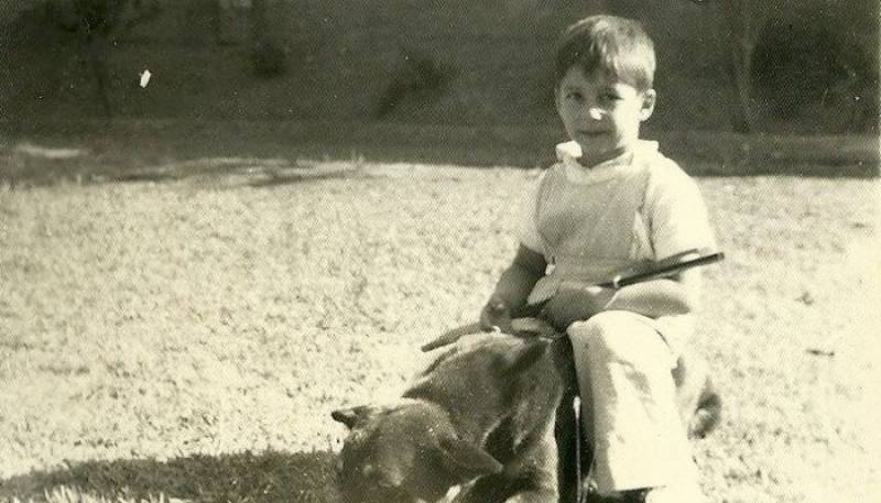 Here's what PM Imran Khan looked like when he was just 3 years old