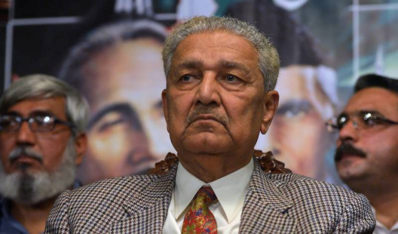 Dr Abdul Qadeer Khan shifted to hospital after contracting COVID19