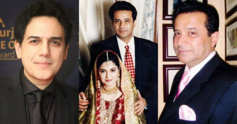 Late Nazia Hassan's husband files Rs1B damages suit against Zohaib