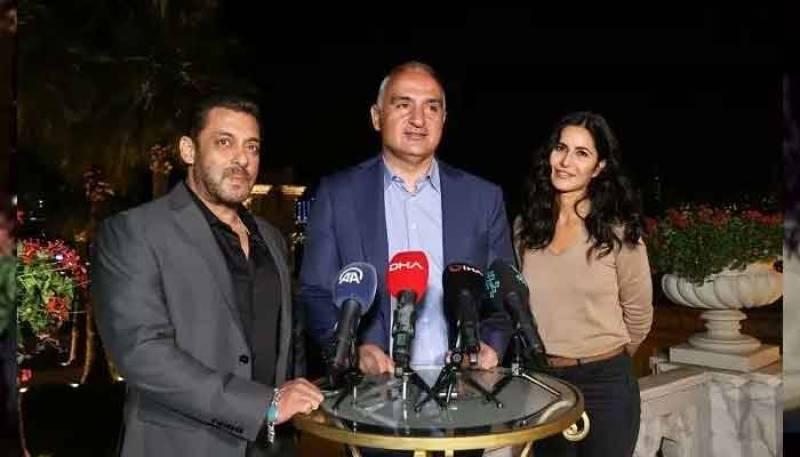 Katrina Kaif, Salman Khan turn out to be fans of 'Dirilis: Ertugrul'