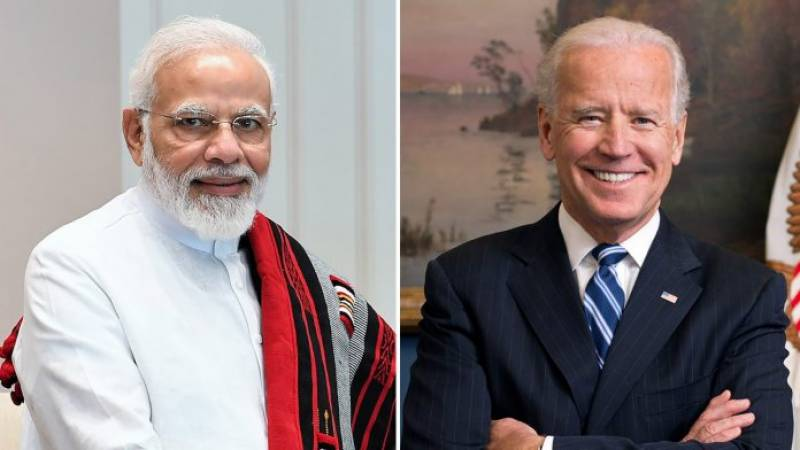 Modi 'to visit US, meet Biden for the first time'