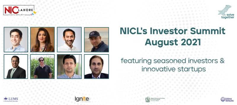 NIC at LUMS' Cohort Seven Brings Social Solutions at Investor Summit