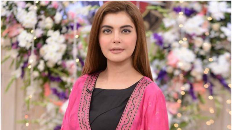 Nida Yasir trolled for showing a lack of knowledge about Formula-1 cars in old interview