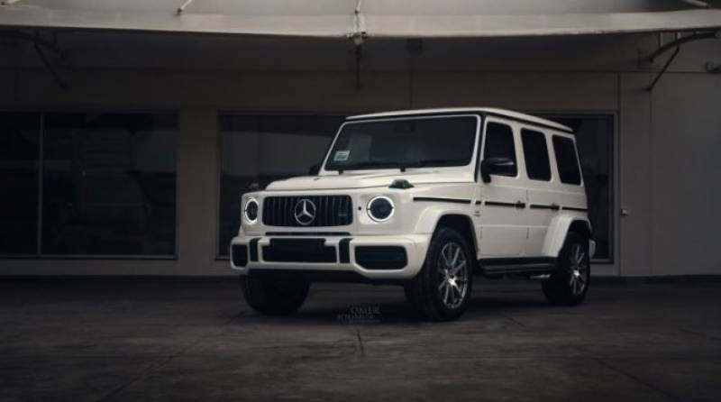 Pakistan registers its most expensive vehicle against Rs5.3mn tax in Lahore
