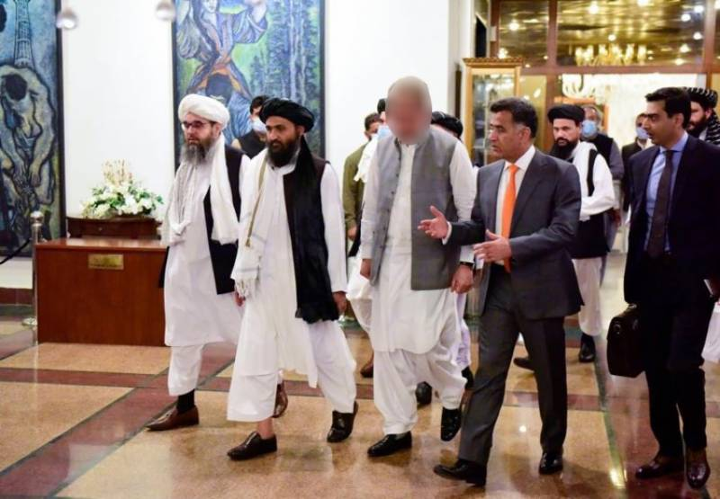 Pakistani delegation led by DG ISI reaches Kabul on Taliban's invite