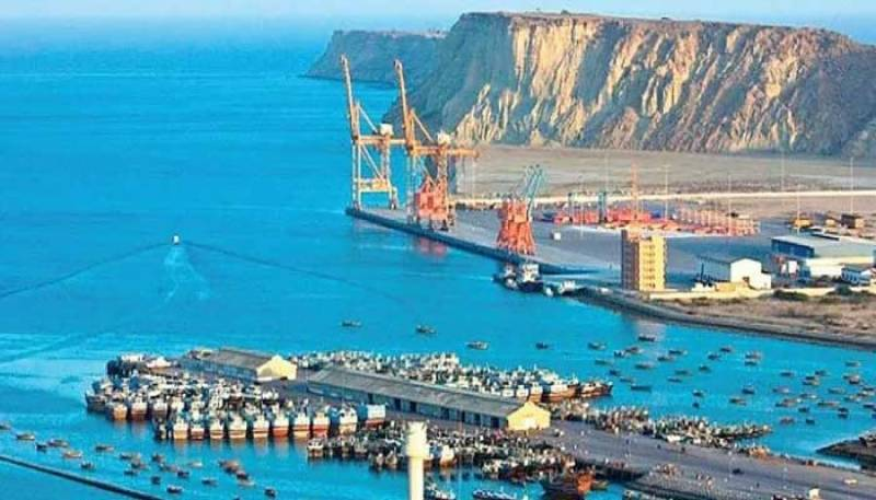 Pakistan welcomes Taliban's desire to include Afghanistan in CPEC