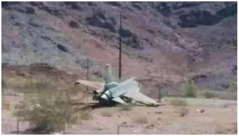 Indian media airs fake news about Pakistani jet's shooting in Panjshir