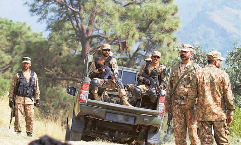 Two Pakistan Army soldiers martyred in Waziristan IED blast