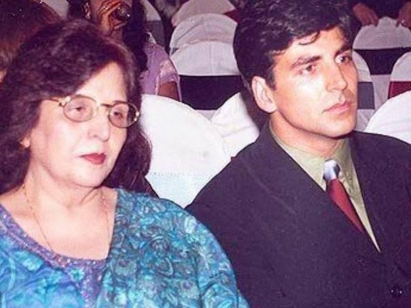 Akshay Kumar's mother passes away in Mumbai