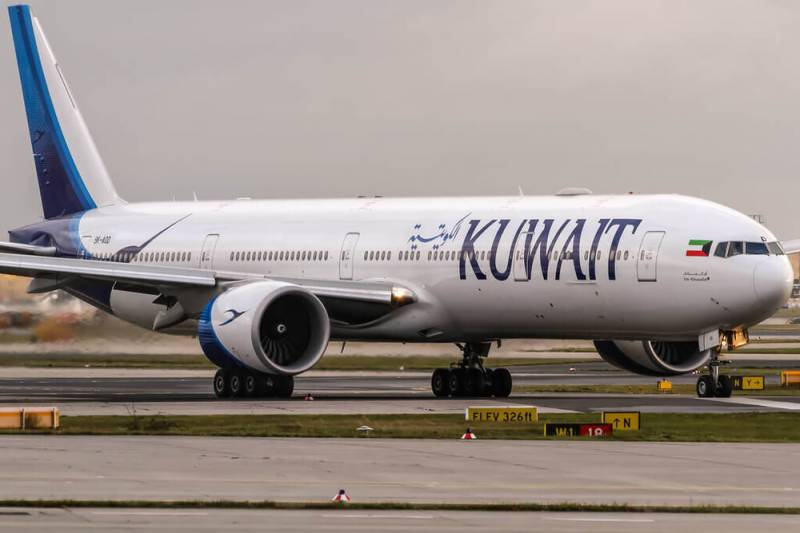 Kuwait Airways re-launches commercial flights to Pakistan