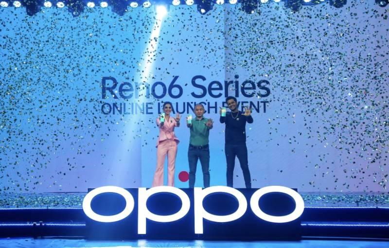 OPPO LaunchesAI Portrait Expert - Reno6 Series in Pakistan, Price, Sale Info