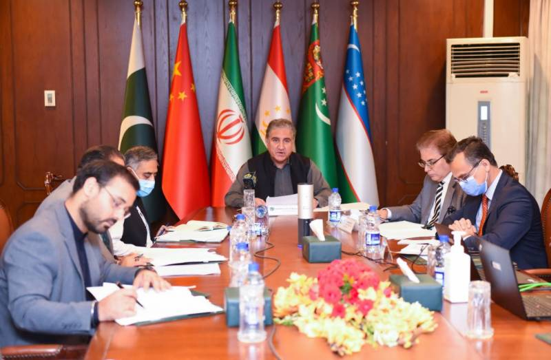 Prevention of human crisis, economic stability vital for peace in Afghanistan: FM Qureshi