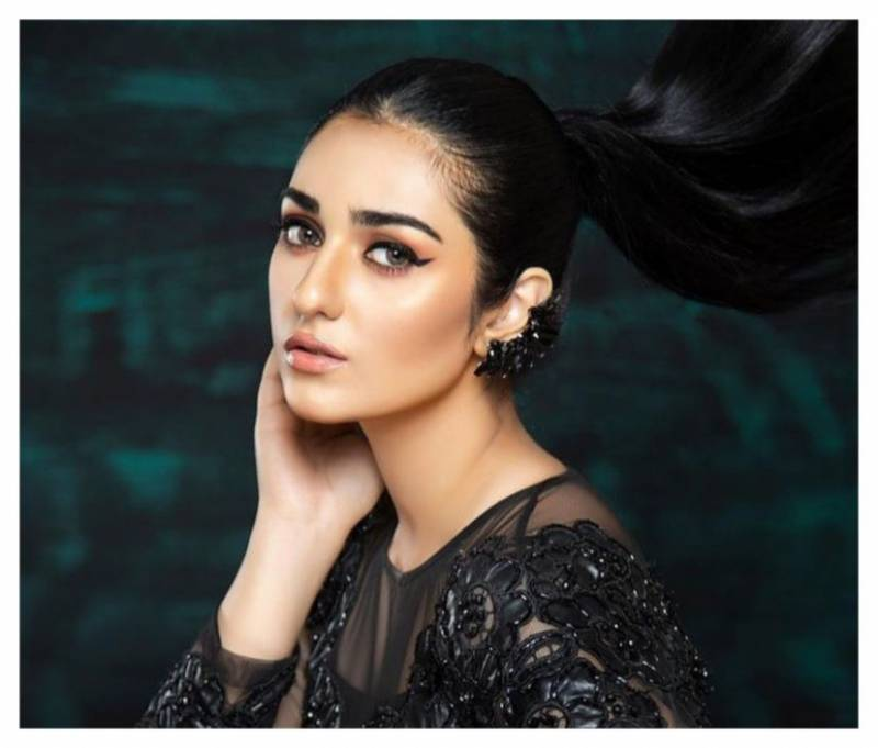 Sarah Khan nominated for Most Beautiful Women of 2021 title