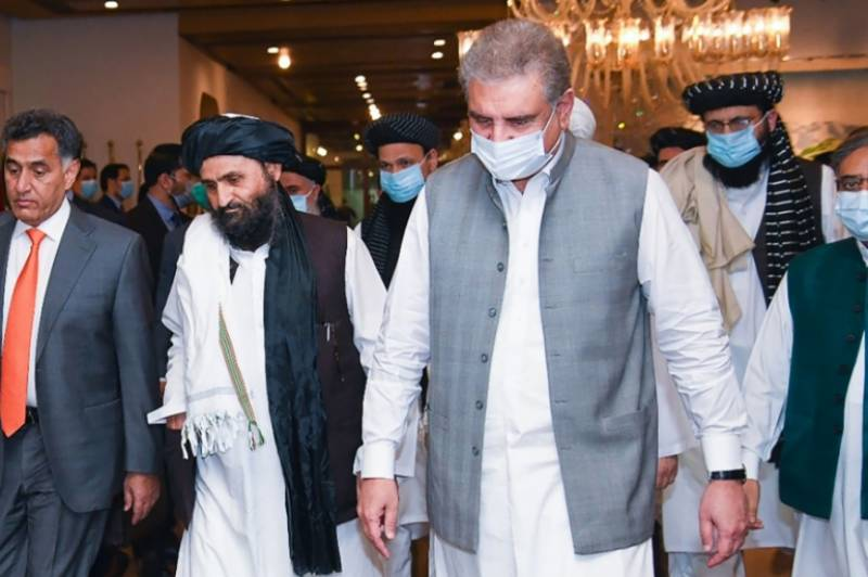 Taliban rubbish allegations of Pakistan's interference in Afghan affairs