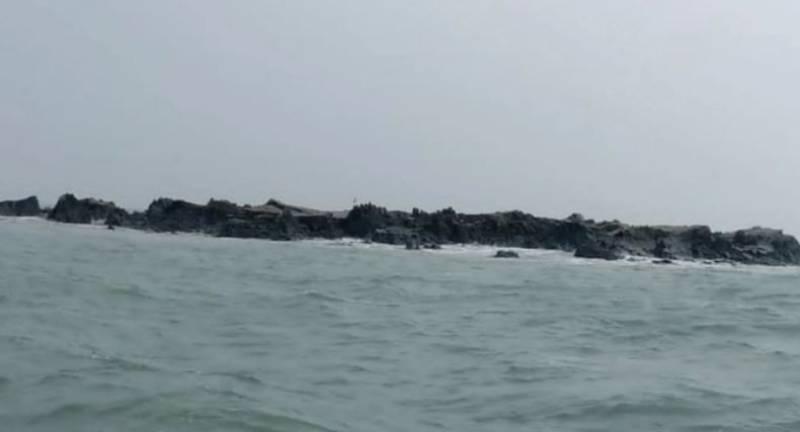New island emerges near Balochistan's Kund Malir beach (VIDEO)